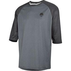 IXS Carve Jersey - XL Graphite-Black   Jerseys