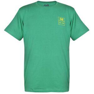 SixSixOne EST T-Shirt - XL Green   T-Shirts