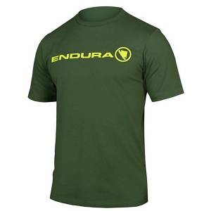 Endura One Clan Lite T - XL Forest Green   T-Shirts; Male