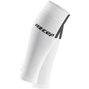 CEP Calf Sleeves 3.0 - XL White/Dark Grey   Compression Leg Sleeves