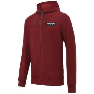 Nukeproof Outland Tech Hoodie - Extra Large Maroon   Hoodies