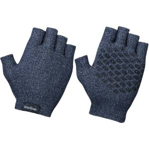 GripGrab Freedom Knitted Cycling Gloves - XL/XXL Navy   Gloves; Unisex