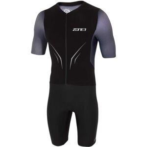 Zone3 Aeroforce X Trisuit - XL Black/Grey   Tri Suits