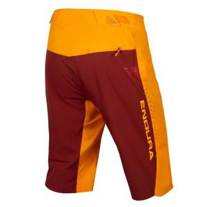 Endura SingleTrack Lite Shorts - XL Short Fit Tangerine   Baggy Shorts