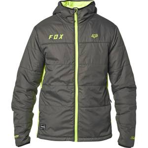 Fox Racing Ridgeway Jacket - XL Smoke   Jackets