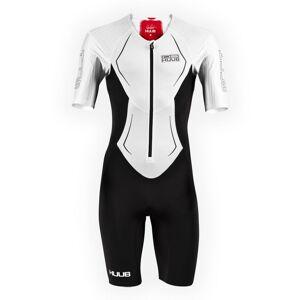 HUUB DS Long Course Tri Suit - 2XL White/Red   Tri Suits