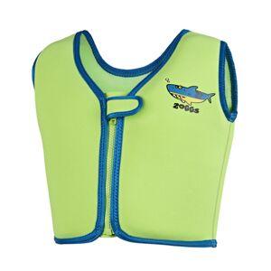 Zoggs Swim Jacket - 2-3 Years Green   Learn to Swim; Unisex