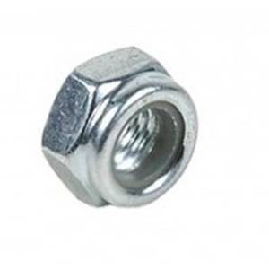 Sixpack Racing Vertic/Icon Axle Nut - 5mm Left Silver   Pedal Spares; Unisex