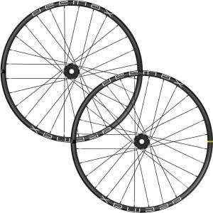 "Mavic Deemax 21 MTB Wheelset - 29"" Shimano Black   Wheel Sets; Unisex"