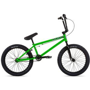 """Stolen Casino 20"""" BMX Bike (2021) - 20.25""""TT Gang Green; Unisex"""