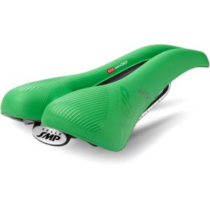 Selle SMP Hybrid Saddle - One Size Green Italian   Saddles; Unisex
