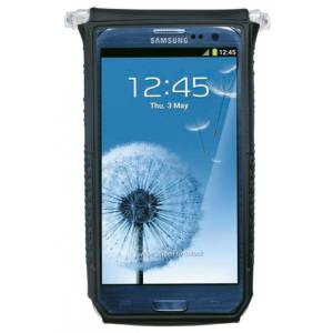 "Topeak Smartphone 5"" Drybag - 4-5"" Screen Black   Handlebar Bags; Unisex"