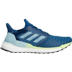 adidas SolarBoost Running Shoes - UK 13.5 Blue/Grey   Running Shoes