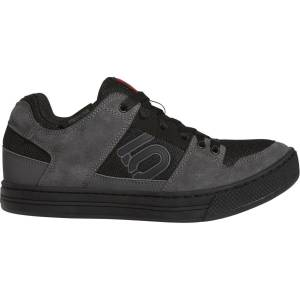 Five Ten Freerider MTB Shoes - UK 12 Black/Grey/Red   Cycling Shoes