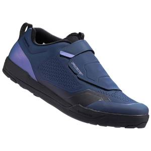Shimano AM9 (AM902) MTB SPD Shoes - 45 Navy   Cycling Shoes