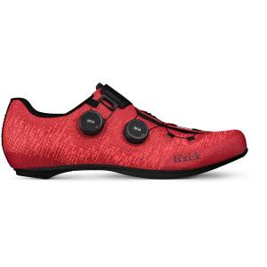 Fizik Vento Infinito Knit Carbon 2 Cycling Road Shoes - EU 44.5 Red; Unisex