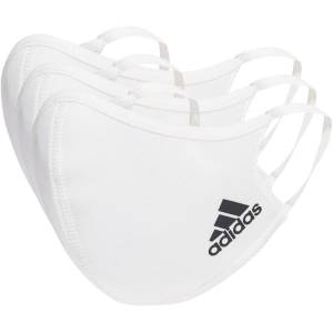 adidas Face Cover - Small White   Anti Pollution Masks; Unisex