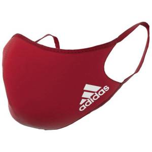 adidas Face Cover - Small Red   Anti Pollution Masks; Unisex