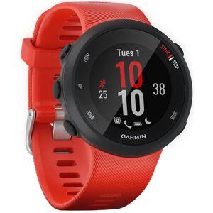 Garmin Forerunner 45 GPS Running Watch - Large Black / Lava Red