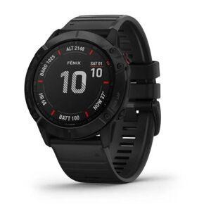 Garmin Fenix 6X Pro Solar GPS Watch - 47mm x 47mm x15.1 mm   Watches; Unisex