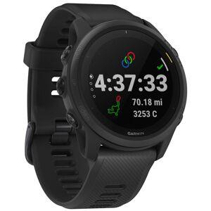 Garmin Forerunner 745 GPS Watch - One Size Black   Watches; Unisex