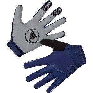 Endura Singletrack Windproof Gloves - M Navy   Gloves