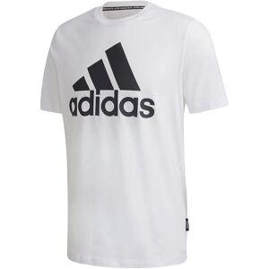 adidas MH BOS Tee - Medium white   Training Tops
