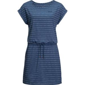 Jack Wolfskin Women's Travel Striped Dress - Large   Dresses