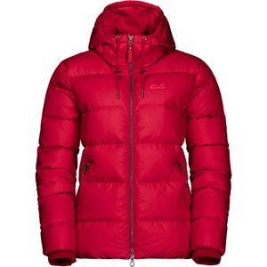 Jack Wolfskin Women's Crystal Palace Jacket - Extra Large Ruby Red