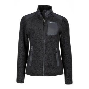 Marmot Women's Wiley Jacket - Extra Large Black   Fleeces