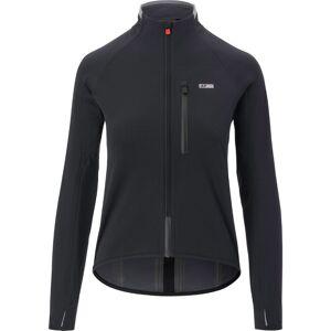 Giro Chrono Pro Neoshell® Jacket Orange XL - XS Black    Jackets; Female