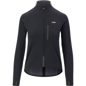 Giro Chrono Pro Neoshell® Jacket Orange XL - S Black    Jackets; Female