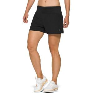 Asics Women's Ventilate 2 in1 3 Inch Short - Extra Large   Shorts