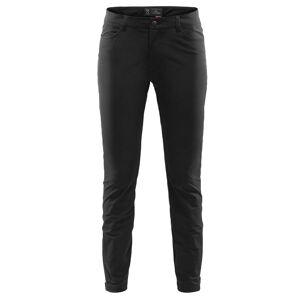 Haglöfs Women's Trekkings - Extra Large True Black   Trousers; Female