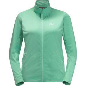Jack Wolfskin Women's JWP Dynamic Jacket - Extra Large Pacific Green; Female