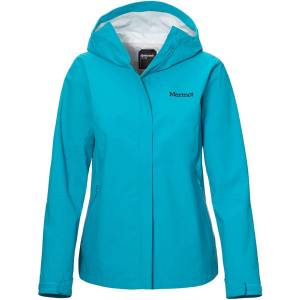 Marmot Women's EVODry Bross Jacket - Extra Large Enamel Blue   Jackets; Female