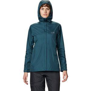 Mountain Hardwear Women's Acadia Jacket - Extra Large Icelandic