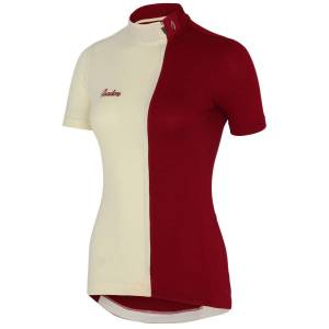 Isadore Women's Asymmetric Short Sleeve Jersey - Extra Large   Jerseys; Female