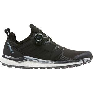 adidas Women's Terrex Agravic BOA Shoes - UK 5 Core Black; Female