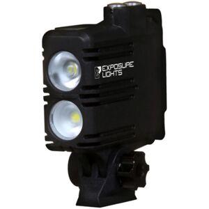 Exposure Capture Action Camera Light - One Size Black   Camera Spares