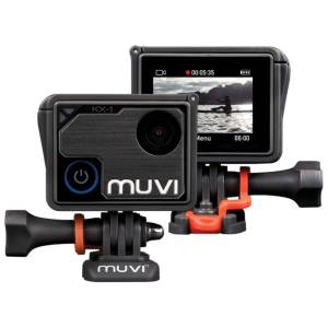 Veho Muvi KX1 Handsfree 4K Action Camera - One size   Cameras; Unisex