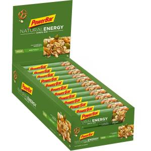 PowerBar Natural Energy Cereal Bar (24 x 40g) - 24 x 40g 21-30   Bars; Unisex