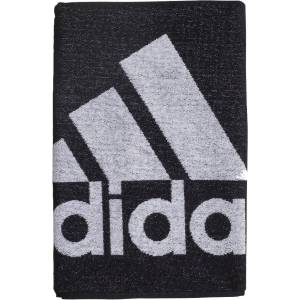 Adidas Towel - S Black/White   Towels; Unisex