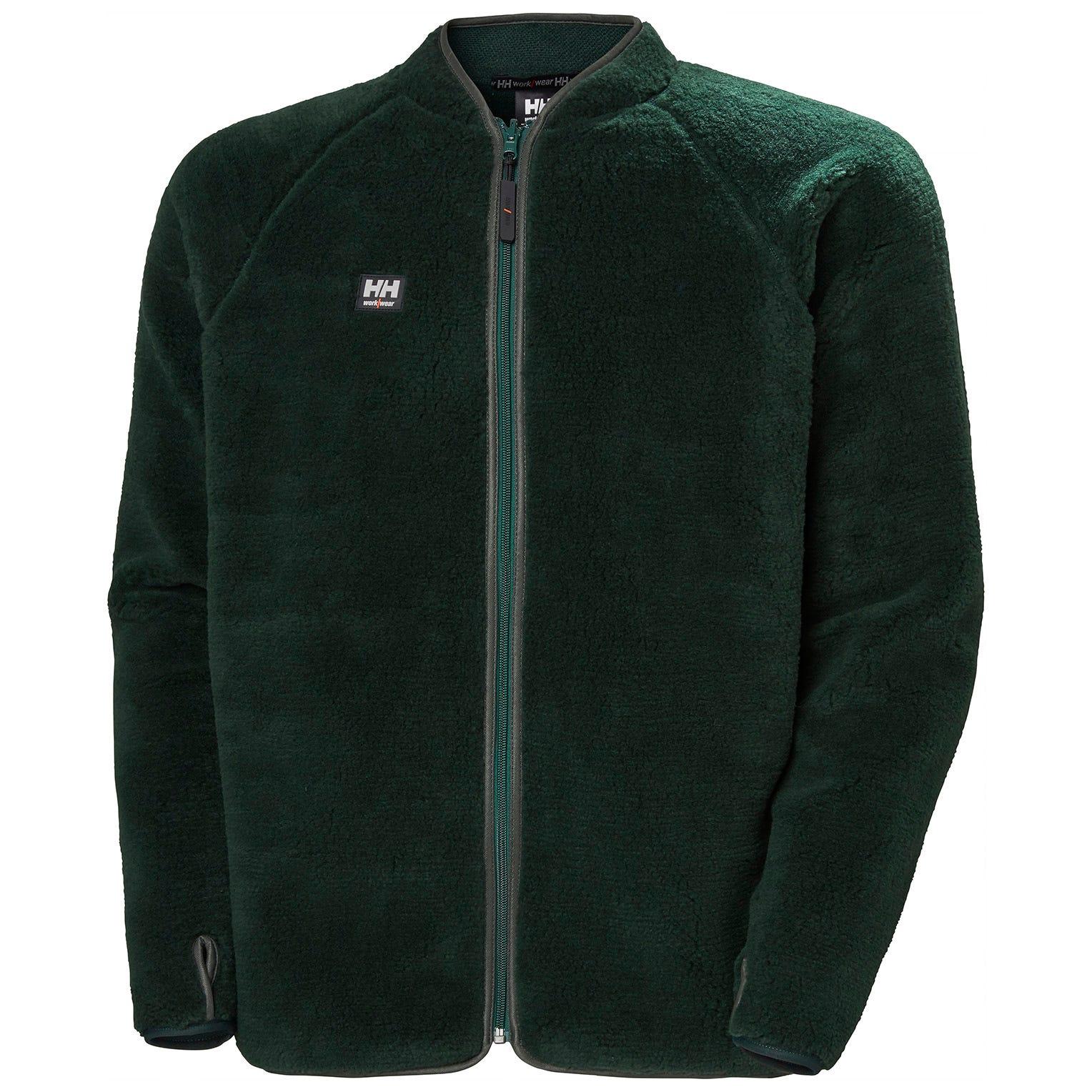 HH Workwear Workwear Basel Reversible Jacket Green S