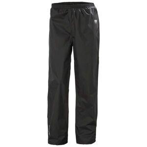 HH Workwear Workwear Manchester Waterproof Protective Rain Trousers Black XXL
