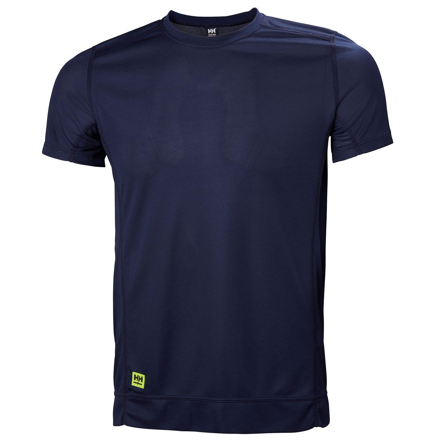 HH Workwear Workwear Hh Lifa T-shirt Navy S