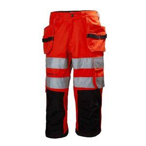 HH Workwear Work Alna Hi Vis Class 2 Construction Pirate Pant C44 Red