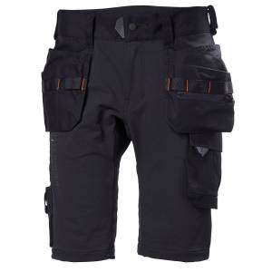 HH Workwear Work Chelsea Evolution Cons Shorts C56 Black