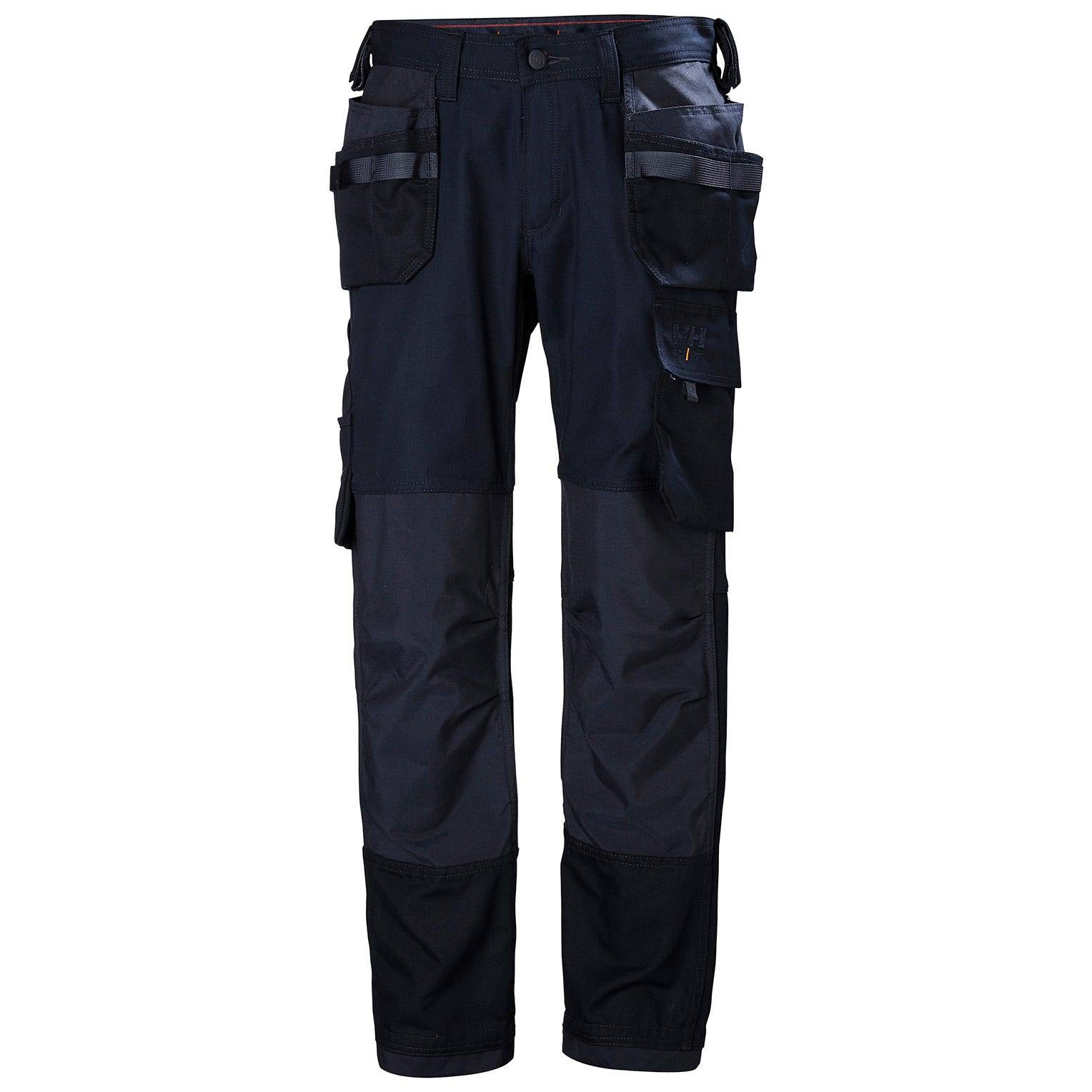 HH Workwear Work Oxford Construction Pant D108 Navy