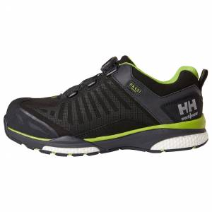 HH Workwear Workwear Magni Low Boa S3 Waterproof Safety Shoes Black 48